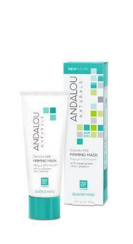 Andalou | Coconut Milk Firming Mask | 1 x 53g