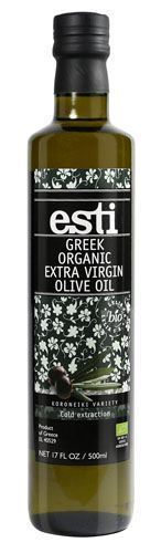 Esti | Organic Extra Virgin Olive Oil | 1 x 500ml | Esti