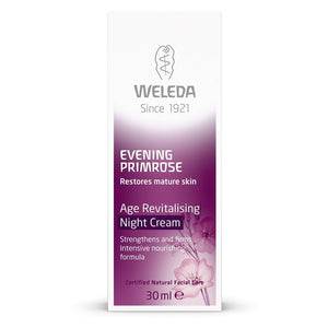 Weleda | Evening Primrose Oil Revitalising Night Cream | 1 x 30ml