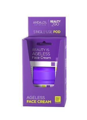 Andalou | Beauty Is Ageless Face Cream Pod | 1 x 4g | Andalou