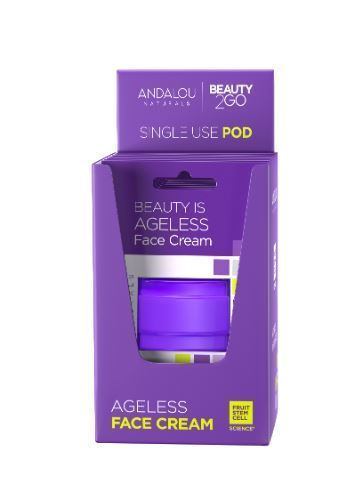 Andalou | Beauty Is Ageless Face Cream Pod | 1 x 4g
