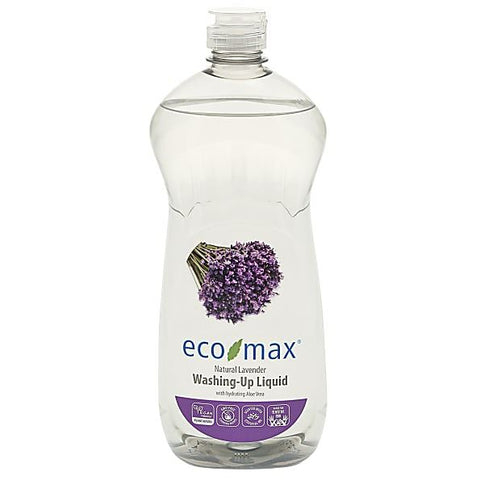 Eco-max | Eco-max  Washing-up Liquid - Lavender | 1 X 740ml. Sold By Superfood Market