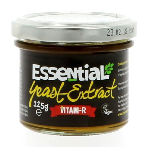 Essential Trading | Yeast Extract | 1 X 125g. This Product Is :- Gluten Free,vegan