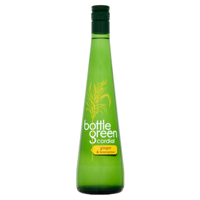 Bottle Green | Ginger & Lemongrass Cordial | 1 x 500ml
