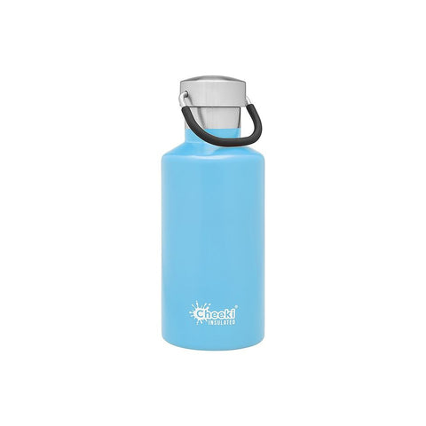 Cheeki | 400ml Insulated Classic Bottle Surf | 1 X 400ml. Sold By Superfood Market
