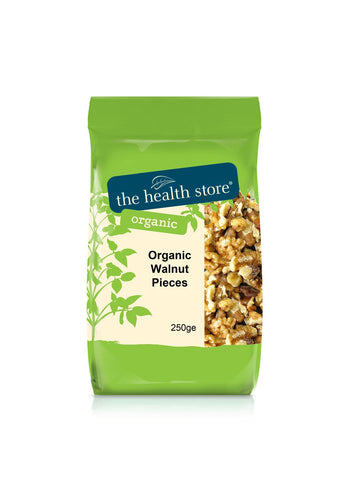 Ths Organic Nuts | Ths Organic Walnut Pieces | 1 X 250ge. Sold By Superfood Market