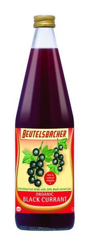 Beutelsbacher | Demeter Blackcurrant Fruit Drink | 1 x 750ml