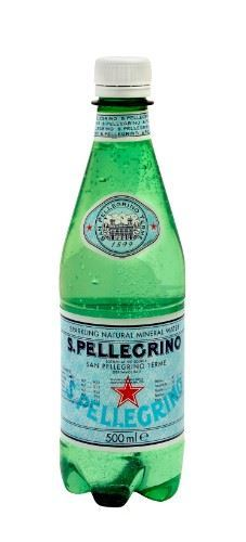 San Pellegrino | Natural Mineral Water - Sparkling | 1 x 500ml