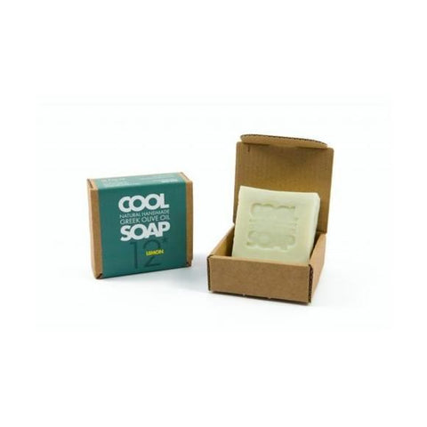 Wood-knit-bee | Cool Soap - Cool For Laundry & Cleaning - Lemon | 1 X 100g. Sold By Superfood Market