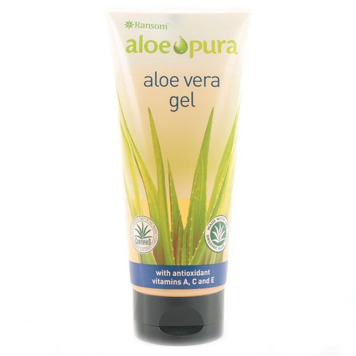 Aloe Pura | Aloe Vera Gel + Vitamin A C E | 1 x 200ml