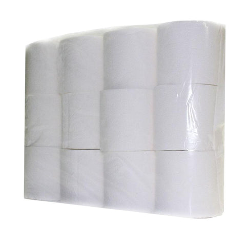 Ecoleaf By Suma | Ecoleaf Toilet Tissue Bulkpack | 1 X 12 Pack. This Product Is :- Vegan