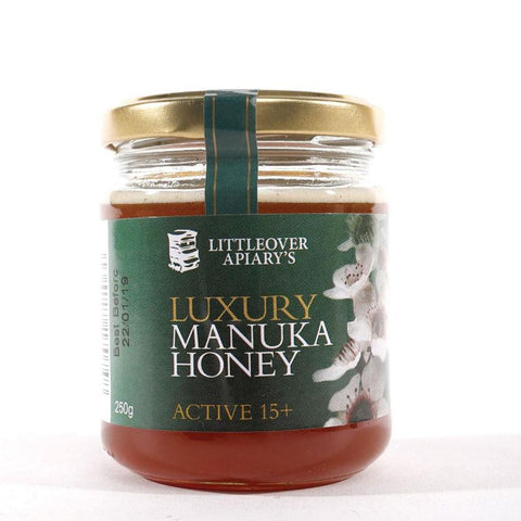 Littleover Apiaries | Manuka Honey 15+ | 1 x 250g