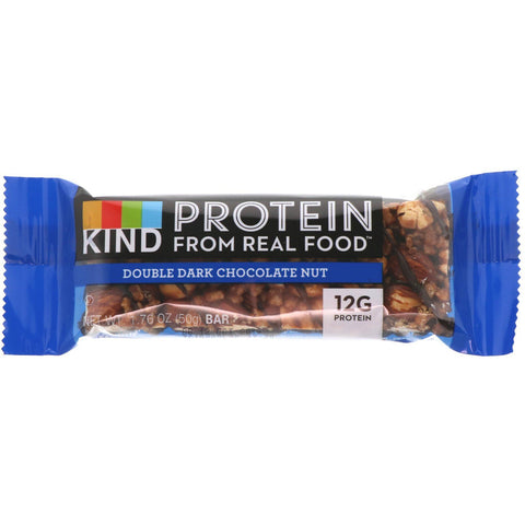 Kind Snacks Uk Ltd   A | Kind Bars  Double Dark Chocolate Protein Bar | 1 x 50g