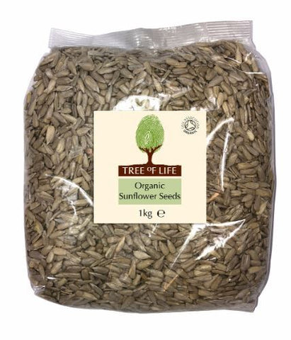 Tree Of Life | Organic Sunflower Seeds | 1 x 1kg