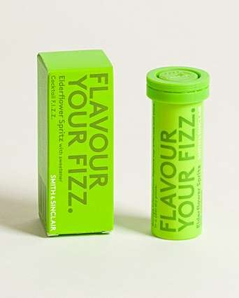 Flavour Your Fizz | Elderflower Spritz F.i.z.z | 1 X 40g. Sold By Superfood Market