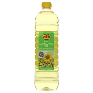 Ktc | Sunflower Oil Refined | 1 X Il. This Product Is :- Vegan