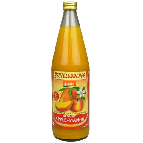 Beutelsbacher | Demeter Apple & Mango Juice | 1 x 750ml