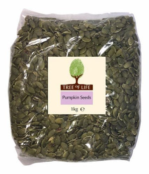 Tree Of Life | Pumpkin Seeds | 1 x 1kg