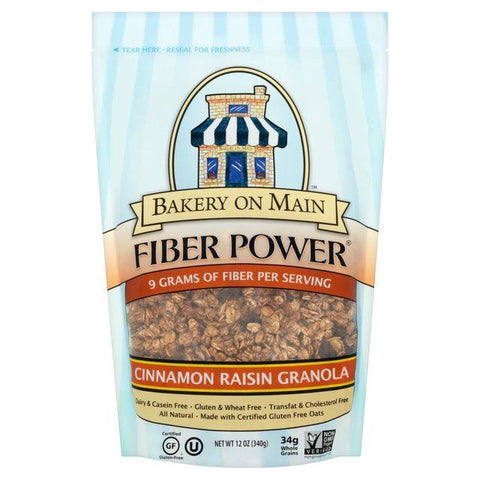 Bakery On Main | Cinnamon Raisin Granola | 1 x 340g