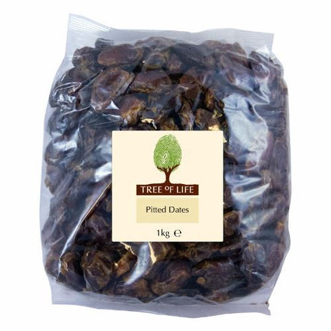 Tree Of Life | Pitted Dates | 1 x 1kg
