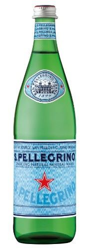 San Pellegrino | Natural Mineral Water - Sparkling | 1 x 750ml