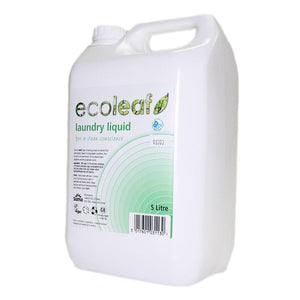 Ecoleaf By Suma | Laundry Liquid | 5l | Ecoleaf By Suma