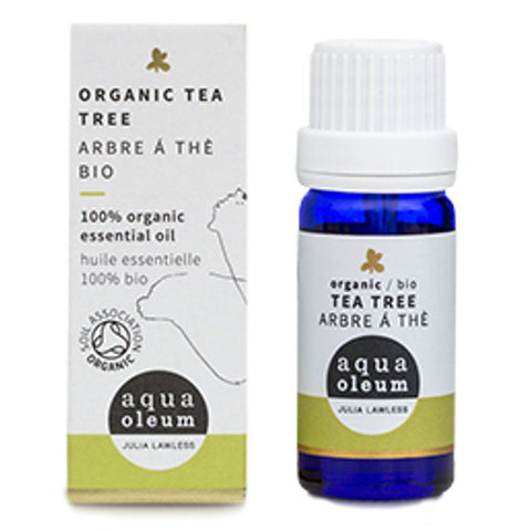 Aqua Oleum | Tea Tree Organic | 1 x 10ml