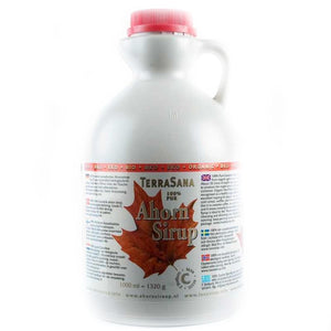 Terrasana | Maple Syrup | 1 L. This Product Is :- Vegan,organic