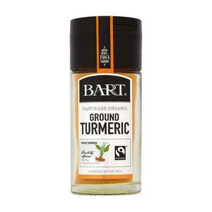 Bart | Ground Turmeric - Organic | 1 x 36g | Bart