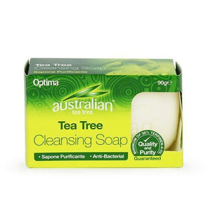 Australian Tea Tree | Tea Tree Soap | 1 x 90g | Australian Tea Tree