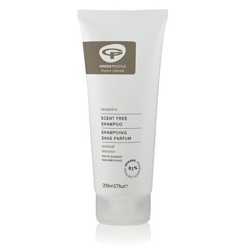Green People | Neutral Scent Free Shampoo | 1 x 200ml