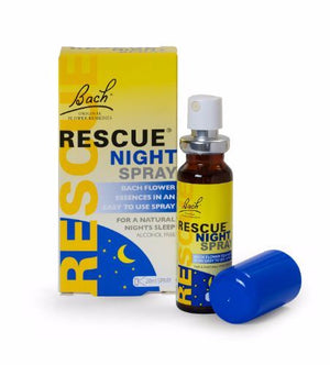 Bach | Rescue Night Spray | 1 x 20ml | Bach