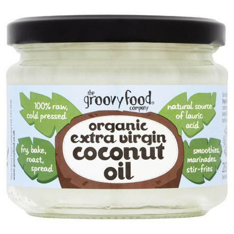 Groovy Foods | Coconut Oil | 1 x 283ml