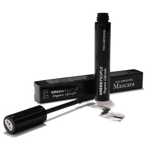 Green People Company | Organic Volumising Mascara Black | 1 X 7ml. Sold By Superfood Market