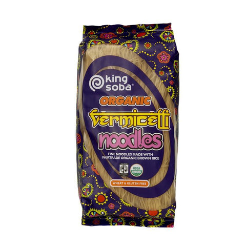 King Soba | Vermicelli Noodles Fairtrade | 1 x 250g