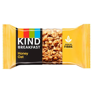 Kind Bars | Breakfast Honey Oat Bars | 1 x 50g | Kind Bars