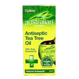 Australian Tea Tree | Pure Tea Tree Oil | 1 x 25ml | Australian Tea Tree