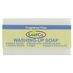 Loofco | Washing Up Soap - No Fragrance | 1 x 100g | Loofco