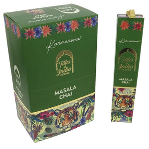 Siesta Crafts | Tales Of India Incense-masala | 1 X 15g. This Product Is :- Vegan,fairtrade