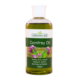 Natures Aid | Comfrey Oil | 1 x 150ml | Natures Aid