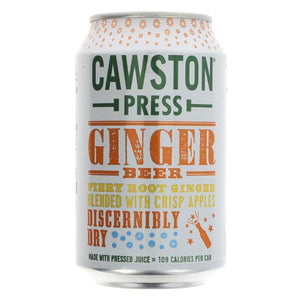 Cawston Press | Ginger Beer | 1 x 330ml | Cawston Press