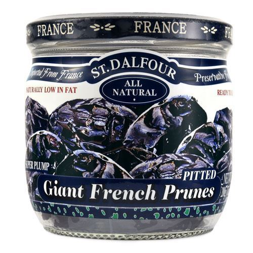 St Dalfour | Semi Dried - Pitted Prunes | 1 x 200g
