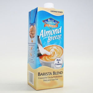 Blue Diamond | Almond Breeze - Barista Blend | 1 x 1l | Blue Diamond