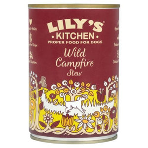 Lilys Kitchen | Wild Campfire Stew (wet Dog Food) | 1 x 400g | Lilys Kitchen