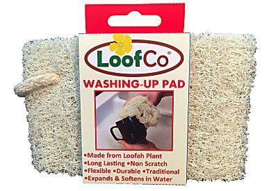 Loofco | Washing-up Pad | 1 X 1. This Product Is :- Vegan