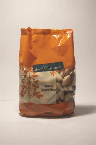 Ths Nuts | Ths Brazils Whole Medium | 1 X 500ge. Sold By Superfood Market