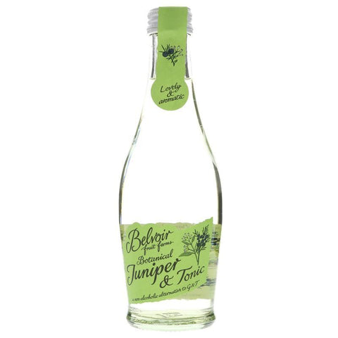 Belvoir | Botanical Juniper Tonic Presse | 1 x 250ml