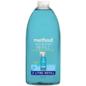 Method | Bathroom Cleaner Refill | 1 x 2ltr | Method