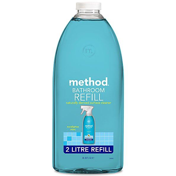 Method | Bathroom Cleaner Refill | 1 x 2ltr