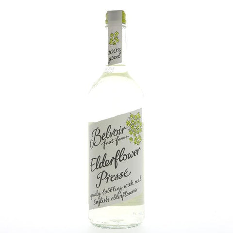 Belvoir | Elderflower Presse | 1 x 750ml